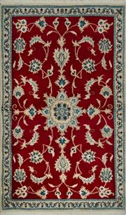 Sale 8431C - Lot 49 - Persian Nain Taba 150cm x 90cm