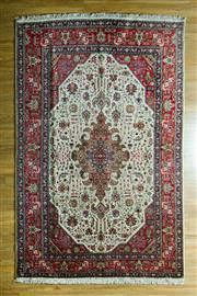 Sale 8680C - Lot 31 - Persian Tabriz 300cm x 193cm