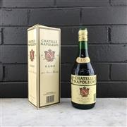 Sale 8933W - Lot 77 - 1x Chatelle Napoleon VSOP French Brandy - old bottling, in box