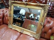 Sale 8480 - Lot 1050 - Gilt Framed Mirror