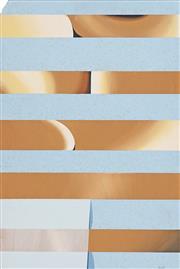 Sale 8708A - Lot 525 - Peter Powditch (1942 - ) - Blue Venetian (Small I), 1970 46 x 30.5cm