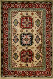 Sale 8412C - Lot 14 - Afghan Kazak 180cm x 125cm