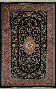 Sale 8431C - Lot 51 - Persian Kashan 140cm x 95cm