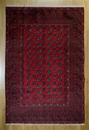 Sale 8657C - Lot 99 - Afghan Turkman 240cm x 156cm