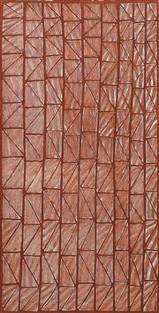 Sale 8696 - Lot 581 - Terry Ngamandarra (c1952 - ) - Untitled 100 x 55cm