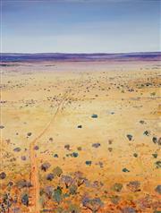 Sale 8947 - Lot 515 - Neroli Weaver (1963 - ) - Landscape with Spinifex, 2000 76 x 101.5 cm (total: 76 x 101.5 x 3 cm)