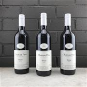 Sale 9062 - Lot 783 - 3x 2004 Chateau Pato DJP Shiraz, Hunter Valley