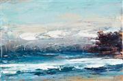 Sale 8439A - Lot 22 - Laura Matthews - Beachscape, Study I 40 x 60cm