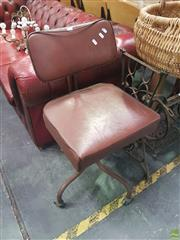 Sale 8648C - Lot 1066 - Machinists Stool
