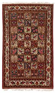 Sale 8770C - Lot 99 - An Iranian Rug, Khorasan Region, Very Fine Wool And Silk Pile., 152 x 252cm