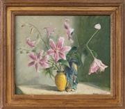 Sale 9028 - Lot 2023 - Dorothy Edwards - Still Life 49 x 59 cm (frame: 68 x 78 x 3 cm)
