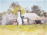 Sale 9058 - Lot 2022 - Dudley Parker (1914 - 1989) - Yesteryear 19 x 26.5 cm (frame: 32 x 39 x 3 cm)