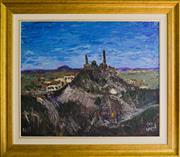 Sale 9080J - Lot 3 - Pro Hart - Mine Scene 1995 76x92cm