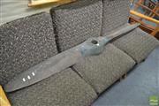 Sale 8338 - Lot 1023 - Vintage Timber Plane Propeller