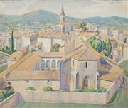 Sale 8549 - Lot 575 - Rah Fizelle (1891 - 1964) - Draguignan, France 33 x 42cm