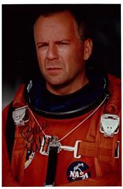 Sale 8555A - Lot 5036 - Bruce Willis Armageddon