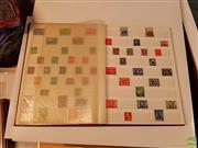 Sale 8582 - Lot 2388 - Brown Album Australian Pre & Post Decimal Stamps