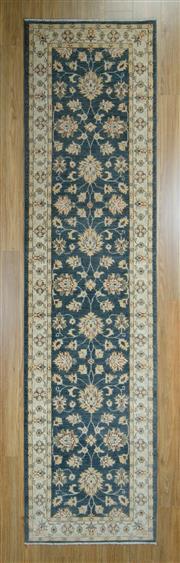 Sale 8653C - Lot 13 - Afghan Chobi Runner 308cm x 78cm