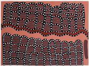 Sale 8696 - Lot 583 - Jack Britten (c1952 - 2002) - Untitled 90 x 70cm