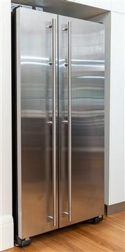 Sale 8741A - Lot 68 - A Maytag two door fridge/freezer  H x 169cm, W x 81cm