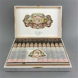 Sale 9165 - Lot 677 - My Father Cigars Le Bijou 1922 Torpedo Box-Pressed Nicaraguan Cigars - box of 23 cigars