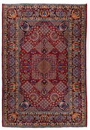 Sale 8770C - Lot 9 - A Persian Jarghoye From Isfahan Region 100% Wool Pile On Cotton Foundation, 426 x 296cm