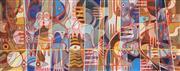 Sale 8847A - Lot 5055 - Michael Barnett (1957 - ) - Untitled 62 x 156.5cm
