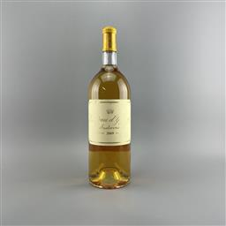 Sale 9089 - Lot 570 - 2009 Chateau dYquem, 1er Cru Superieur, Sauternes - 1500ml magnum