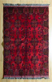 Sale 8700C - Lot 24 - Afghan Khal Mohamadi 158cm x 101cm