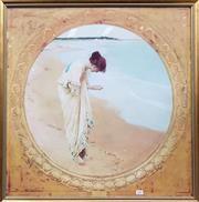Sale 8925 - Lot 1007 - After Frederick W. H. Margretson, Athenian Beauty