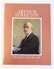 Sale 8994W - Lot 622 - Arthur Streeton The Man And His Art Art Book