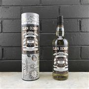 Sale 9017W - Lot 82 - 1991 Clan Denny Cameronbridge Distillery 25YO Single Cask Single Grain Scotch Whisky - 50% ABV, 700ml in canister, only 12 bottles...