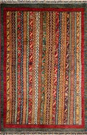 Sale 8321C - Lot 83 - Afghan Chobi 178cm x 121cm RRP $1200