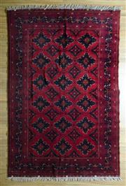 Sale 8700C - Lot 25 - Afghan Khal Mohamadi 298cm x 197cm