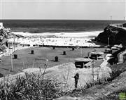 Sale 8721A - Lot 61 - Werner Bartel - Tamarama Beach, NSW 1977 17 x 22cm