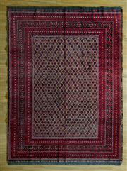 Sale 8700C - Lot 26 - Afghan Mori Gul 200cm x 151cm