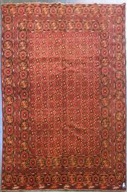 Sale 8809 - Lot 1098 - Afghan Qunduzi (295 x 202cm)