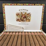 Sale 9017W - Lot 17 - Punch Punch Punch Cuban Cigars - box of 25, stamped September 2016