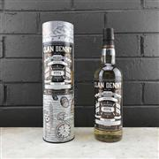 Sale 9017W - Lot 84 - 2004 Clan Denny Port Dundas Distillery 14YO Single Cask Single Grain Scotch Whisky - 48% ABV, 700ml in canister, only 12 bottles a...