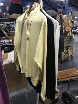 Sale 9101 - Lot 2097 - Four Cashmere Cardigans
