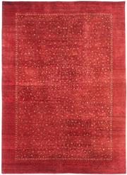 Sale 8536A - Lot 46 - A Nila Handspun Wool Carpet Afghan 298cm x 221cm RRP $5,500.00