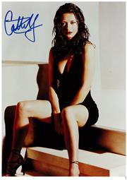 Sale 8555A - Lot 5021 - Catherine Zeta-Jones (2)