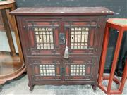Sale 8934 - Lot 1011 - Chinese Two Door Cabinet
