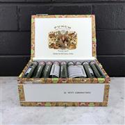 Sale 9017W - Lot 18 - Punch Petit Cononations Cuban Cigars - box of 25, stamped June 2016