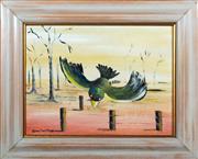 Sale 8800 - Lot 67 - Gray Smith, 1919-1990 - Bird in Flight, 1965 82 x 42cm