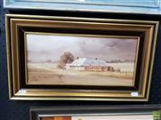 Sale 8587 - Lot 2069 - William OShea - Old Shanty, Glen Innes, 1981,