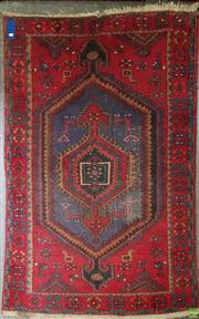 Sale 8601 - Lot 1175 - Persian Balouch (200 x 123cm)