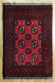 Sale 8680C - Lot 42 - Afghan Turkman 115cm x 80cm