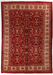 Sale 8770C - Lot 6 - A Persian Sarough 100% Wool Pile, 415 x 310cm