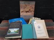 Sale 8822B - Lot 707 - Collection of Australian History Books incl Robert D. Boys First Years at Port Phillip 1935 Robertson & Mullens